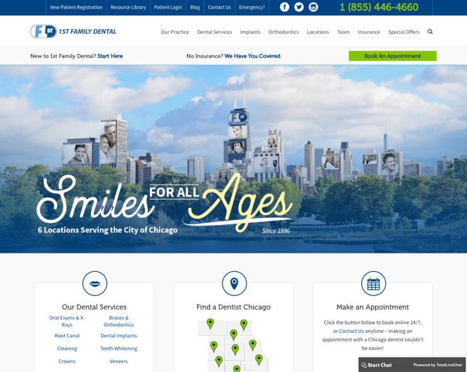 Best Ranking Dental Website - 12