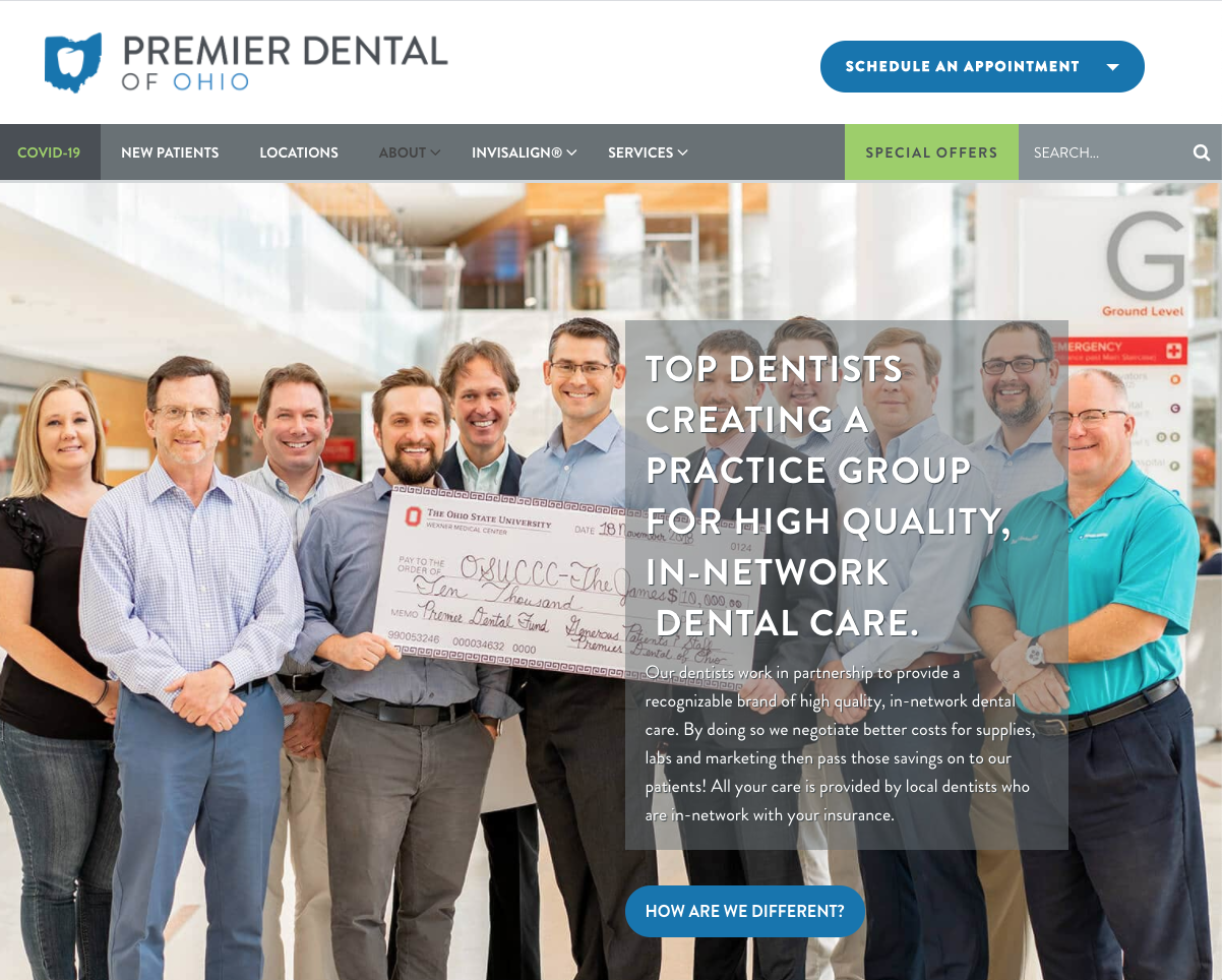 Best Ranking Dental Website - 18