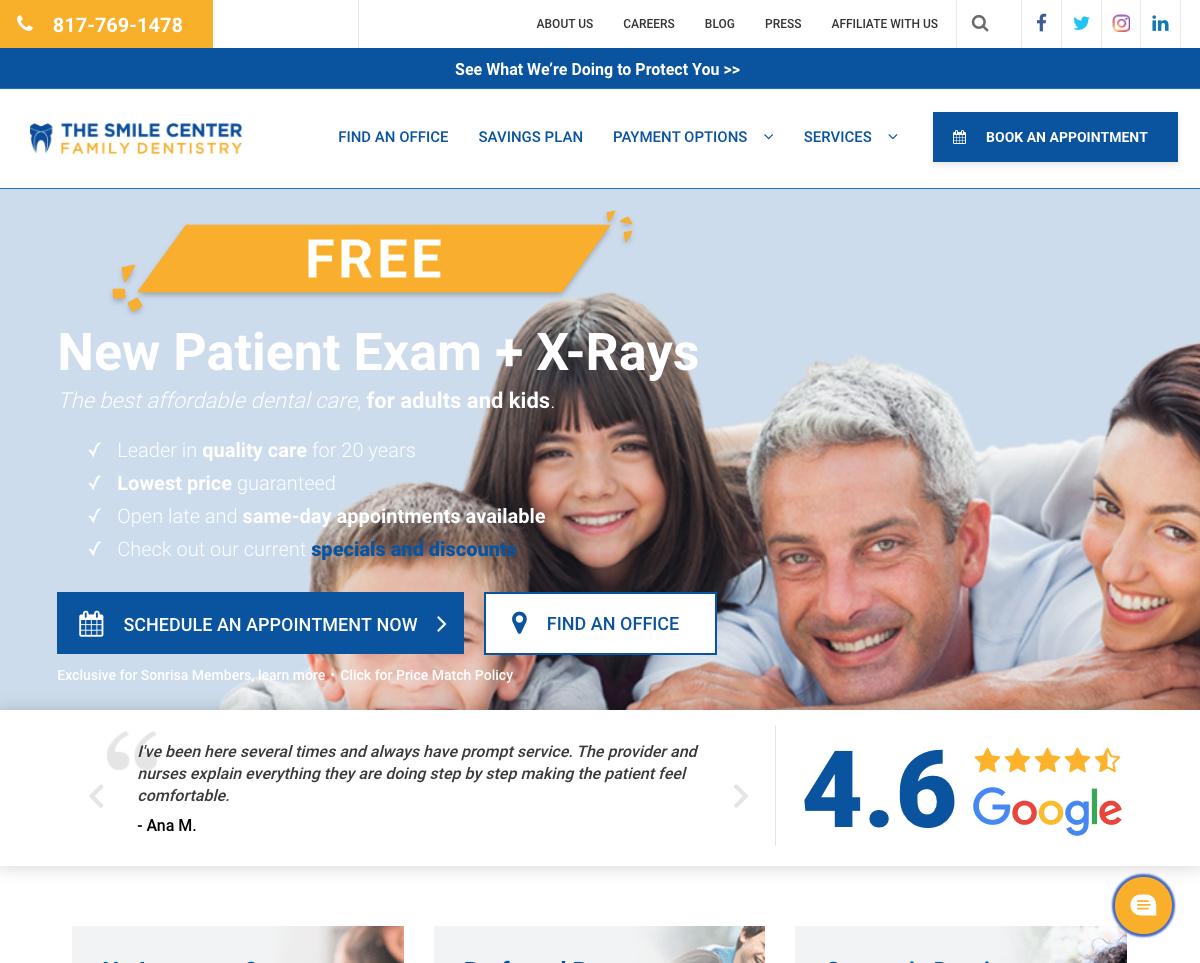 Best Ranking Dental Website - 6