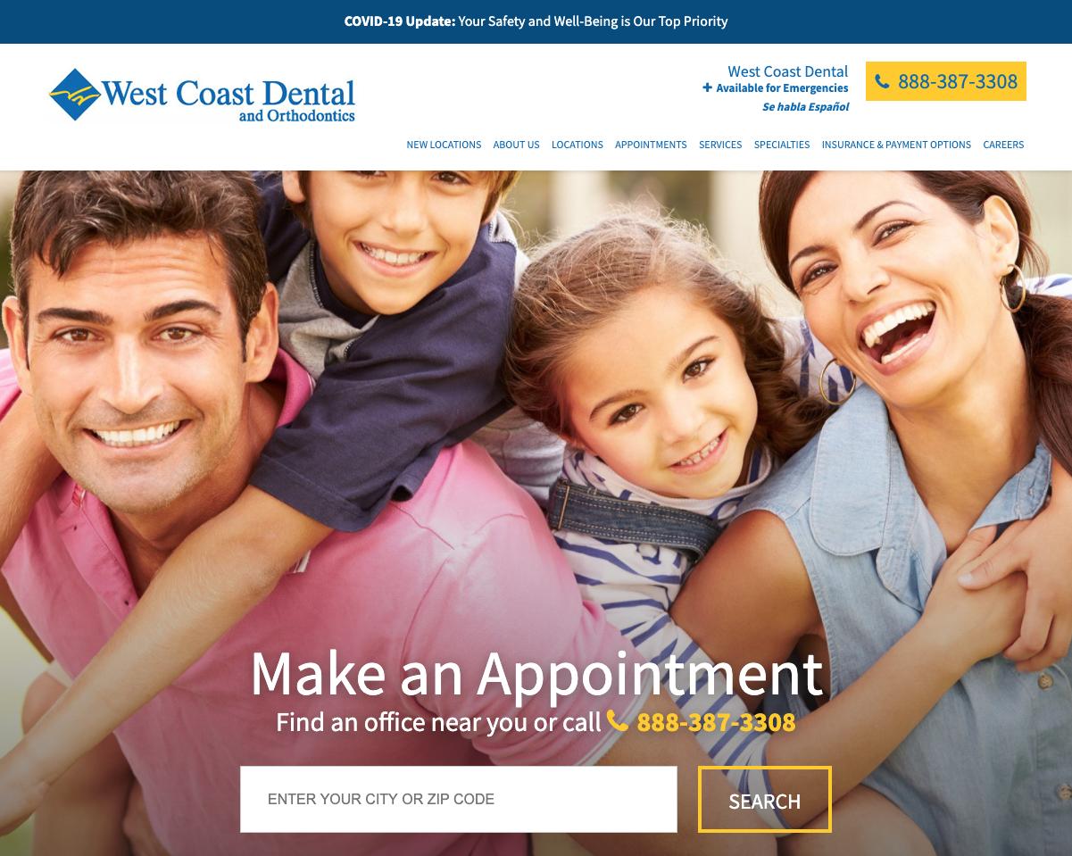 Best Ranking Dental Website - 7
