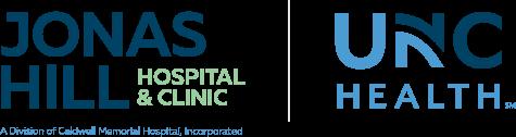 Jonas Hill Hospital Logo Design