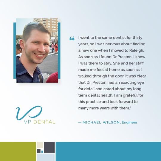 Dentist Social Media Post