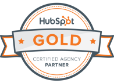 Gold Hubspot partner